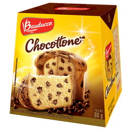 Chocottone Bauducco Mini