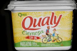 Margarina Cremosa Qualy Com Sal Pote 500 g