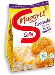 Nuggets de Frango Sadia Crocante 300 g