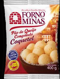 Pão de Queijo Coquetel Forno de Minas 400 g