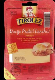Queijo Tirolez Prato Tradicional Fatiado 150g