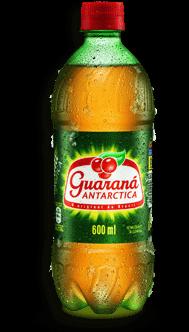 Refrigerante Guaraná Antarctica 600 mL