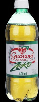 Refrigerante Guaraná Antarctica Zero 600mL