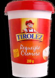 Requeijão Cremoso Tirolez Copo 200g