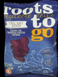 Snack Purple Sweet Potato Roots To Go 45g