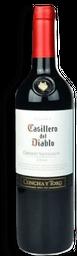 Vinho Casillero D. Diablo Cabernet Sauvignon 750 mL - Cód 299268