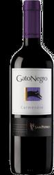 Vinho Gato Negro Carmenere 750 ml