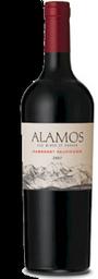 Vinho Tinto Argentino Alamos Cabernet Sauvignon 750mL