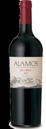 Vinho Alamos Malbec 2018 - Tinto
