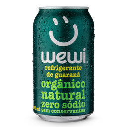 Wewi Guaraná - 350ml