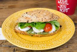 Sanduíche Smile - Pão Multigrãos