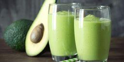Açaí e Abacate - Suco