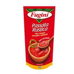 11.76% em 4 Unid Fugini Passata Rustica Sachê