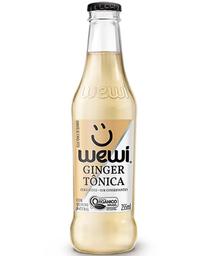 Água Tonica Orgânica  Ginger Wewi 255 Ml
