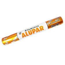 Papel Aluminio Alupar 30x7,5 Mt