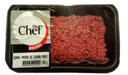 Carne Moida Dianteira Do Chef 500 G