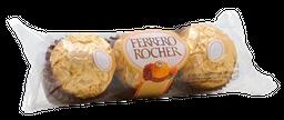 Bombom Ferrero Rocher T3 3 Und