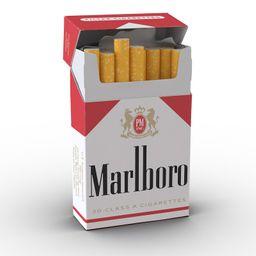 Cigarro Marlboro Red Ks Box
