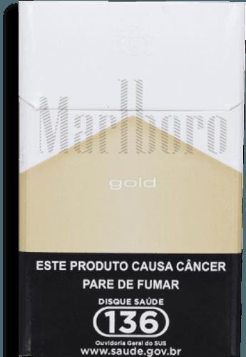 Cigarro Marlboro Gold Ks Rcb