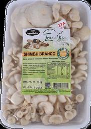 Shimeji Terra Vita Branco Bandeja 200 g