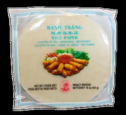 Rice Paper Cock 22 Cm