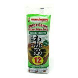 Sopa Marukame Miroshiru Wakame 216 g