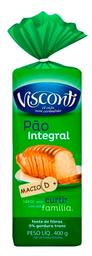 Pão De Forma Integral Visconti 400g