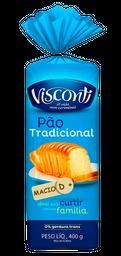Pão De Forma Trad. Visconti 400 g