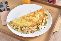 Omelete De Clara - 4 Ovos