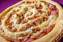 Pizza Lombinho e Cream Cheese