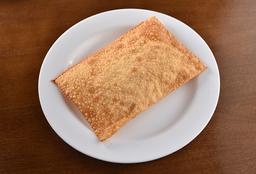 Pastel Brócolis Catupiry Bacon