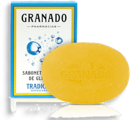 Sabonete Vegetal Glicerina Barra Granado 90g