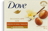 Sabonete Ceamy Comfort Baunilha Dove 90g
