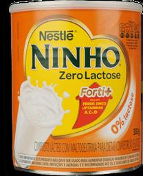 Leite Em Em Pó Ninho Zero Lactose Nestle 380g