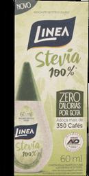 Adoçante Stevia Líquido Linea 60ml