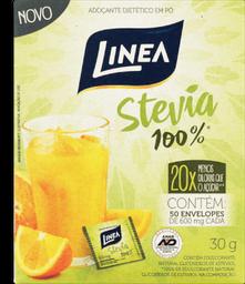 Adoçante Stevia Em Pó Linea 06G