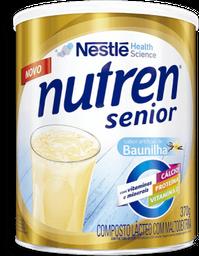 Alimento Em Em Pó Senior Baunilha Nutren 370g