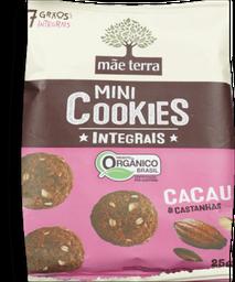 Cookies Orgânico Cacau Mãe Terra  25g