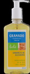 Sabonete Líquido Glicerina Bebe Granado 250ml