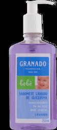 Sabonete Líquidouido Bebe Glic Lavanda Granado 250Ml