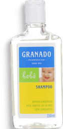 Shampoo Bebe Granado 250ml