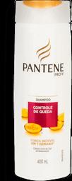 Shampoo Pantene Controle Queda 400Ml