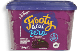 Açaí Zero Frooty 2L