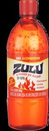 Gel Acendedor Zulu Evolution 500g