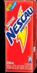 Achocolatado Nestle Nescau 200ml