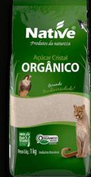 Açúcar Orgânico Claro Native 1Kg