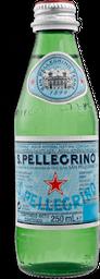 Água Italiana  Com Gás San Pellegrino 250ml