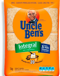 Arroz Integral Uncle Bens 1Kg