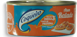 Atum Coqueiro Ralado 170gr 1X1