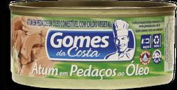Atum Pedaços Óleo Gomes Da Costa 170g